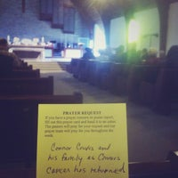 Photo taken at Neelsville Presbyterian Church by Shannon Y. on 1/25/2015