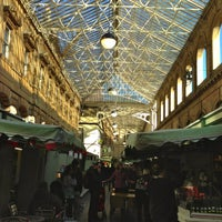 Photo taken at St. Nicholas Market by Colin M. on 2/2/2013