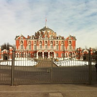 Photo taken at Petroff Palace by Anton on 3/9/2013