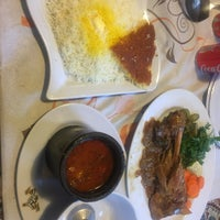 Photo taken at Shabdiz Restaurant | مجتمع پذیرایی شبدیز by Vahid S. on 10/2/2017