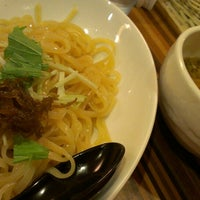 Photo taken at ラーメン ワインバル食堂 nico by Hiromi K. on 7/26/2013