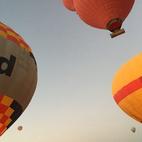 Photo taken at Luxor Balloon by Anisa F. on 12/6/2016