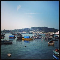 Photo taken at Cheung Chau by Gill on 9/6/2013