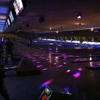 Photo taken at AMF Southshore Lanes by Anthony W. on 11/25/2012