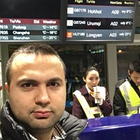 Photo taken at Gate A03 by Alim O. on 11/11/2016