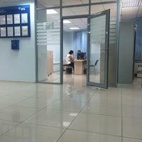 Photo taken at Банк ВТБ в Усть-Каменогорске by 🅿avel on 8/8/2014