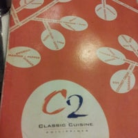 Photo taken at C2 Classic Cuisine by Elaine V. on 12/6/2013