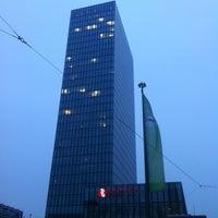 Photo taken at Messe Basel by Martin Z. on 2/26/2013
