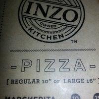 Photo taken at INZO Italian Kitchen by Brenda G. on 9/28/2013