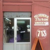 Photo taken at Peluqueria Duran by Jose M. on 9/17/2014