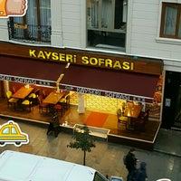 Photo taken at Kayseri Sofrası by Ramis M. on 1/24/2017