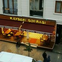 Photo taken at Kayseri Sofrası by Ramis M. on 1/23/2017