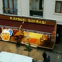 Photo taken at Kayseri Sofrası by Ramis M. on 2/11/2017