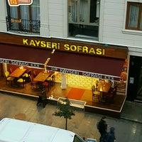 Photo taken at Kayseri Sofrası by Ramis M. on 2/5/2017