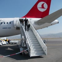 Photo taken at Muş Airport (MSR) by Magnum B. on 10/29/2012
