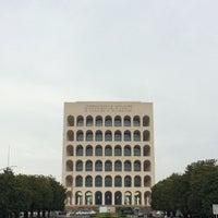 Foto scattata a Palazzo della Civiltà e del Lavoro da Marianne B. il 9/10/2017