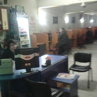 Photo taken at Dünya İnternet Kafe by Hikmet G. on 2/16/2014