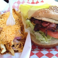 Photo taken at Edy's Burger by Mike C. on 6/12/2013