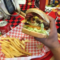 Photo taken at Edy's Burger by Mike C. on 4/27/2016
