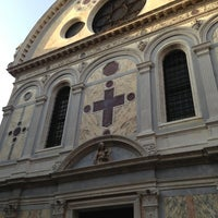 Photo taken at San Giovanni Crisostomo by Toshie S. on 8/4/2013