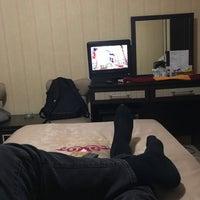 Снимок сделан в Ümit Pembe Köşk Hotel пользователем Faruk D. 12/7/2017