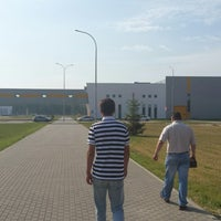 Photo taken at Continental Kaluga by Inna E. on 7/18/2014