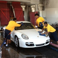 Photo taken at Mister Car Wash by Kirk on 4/6/2013