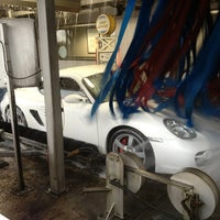 Photo taken at Mister Car Wash by Kirk on 1/3/2013
