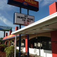 Photo taken at Mister Car Wash by Kirk on 4/9/2013