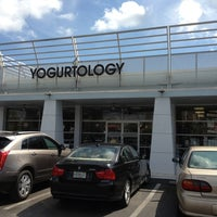 Photo taken at Yogurtology by Kirk on 10/9/2012