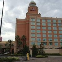 Photo taken at Renaissance Tampa International Plaza Hotel by Kirk on 10/3/2012