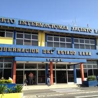 Photo taken at Aeropuerto Internacional Jacinto Lara (BRM) by Joffer I. on 7/24/2013