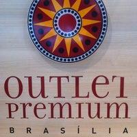 Das Foto wurde bei Outlet Premium Brasília von Andjei R. am 11/16/2012 aufgenommen