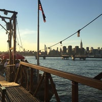 Photo taken at Brooklyn Barge by Kate C. on 9/23/2016