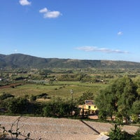 Photo taken at Agriturismo Su Vrau by Mathijs v. on 10/15/2015