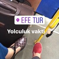 Photo taken at Efe Tur - Yuvacık Sapağı by Gamze B. on 5/13/2017