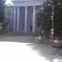 Photo taken at Русенски университет (University of Ruse) by George H. on 9/22/2012