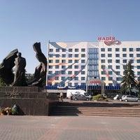 Снимок сделан в Отель «Надия» пользователем Pawlick.ru 6/18/2013