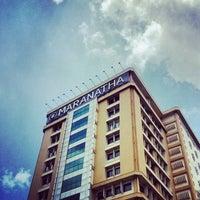 Photo taken at Universitas Kristen Maranatha by Deva H. on 2/17/2013