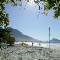 Photo taken at Quiosque Do Gaúcho Ubatuba by Camila P. on 6/7/2015