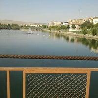 9/30/2012 tarihinde Vahap A.ziyaretçi tarafından Kızılırmak Asma Köprü'de çekilen fotoğraf