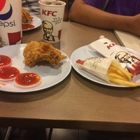 Photo taken at KFC Kuala Pilah by Harun7 on 4/7/2017