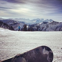 Photo taken at Mt. Baldy by Cody S. on 1/14/2014