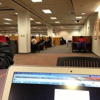 Photo taken at WSU David Adamany Undergraduate Library by Jason K. on 11/14/2012