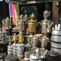 Снимок сделан в Дорогомиловский рынок пользователем Вождь 5/9/2013