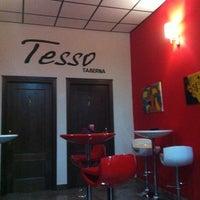 Photo taken at Tesso by Imelda R. on 10/23/2012