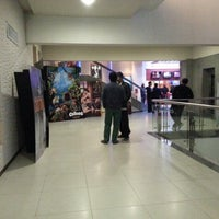 Photo taken at Atrium Cinemas by Atif Alan G. on 12/29/2012