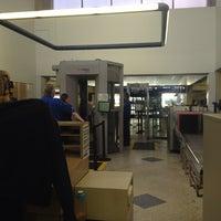 Photo taken at TSA Security Checkpoint by BatDog L. on 5/14/2014