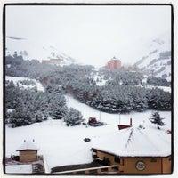 Photo taken at Polat Erzurum Resort Hotel by Bahar on 3/1/2013