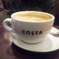 Photo taken at Costa Coffee by Bogdan D. on 10/9/2012